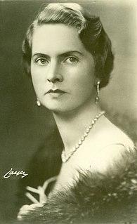 Princess Sibylla of Saxe-Coburg and Gotha Duchess of Västerbotten