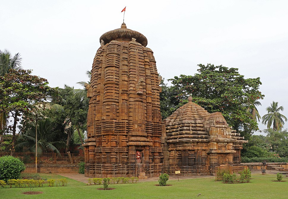 Siddeshvara Temple, Bhubaneswar