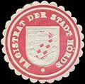 Siegelmarke Magistrat der Stadt Hörde W0355944.jpg