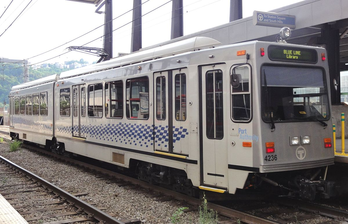 Blue line pittsburgh wikipedia - Pittsburgh port authority ...
