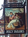 Sign for the Jolly Sailors - geograph.org.uk - 513100.jpg