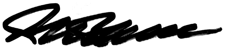 Signature of Franjo Tuđman