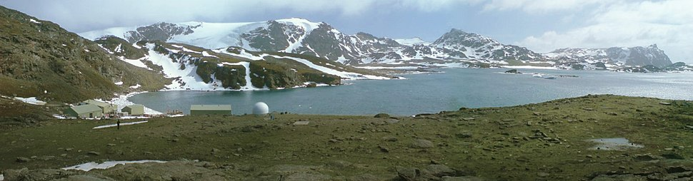 Signy Island Panorama