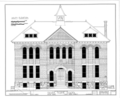 Silver Plume School, Main Street, Silver Plume, Clear Creek County, CO HABS COLO,10-SILV,1- (sheet 3 of 3).png