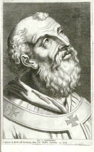 Pope Silverius - Image: Silverius 2