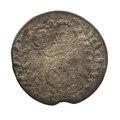 Silvermynt ettöring, 1672 - Skoklosters slott - 108664.tif