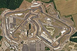 Silverstone Circuit, July 2, 2018 SkySat (cropped).jpg