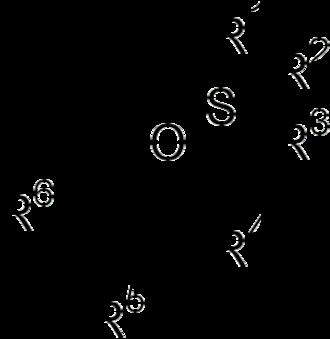 Silyl enol ether - The general structure of a silyl enol ether