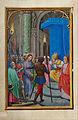 Simon Bening (Flemish - Christ before Caiaphas - Google Art Project.jpg