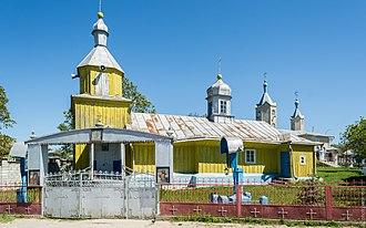 Singureni, Rîșcani - St. Paraskeva church