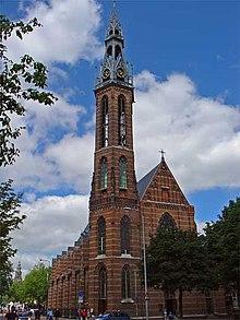 Sint- Jozefkathedraal  Groningen,