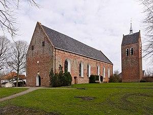Baflo - Sint Laurentius church of Baflo