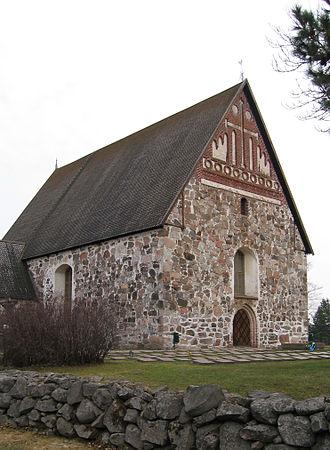 Sipoo - Sipoo Old Church