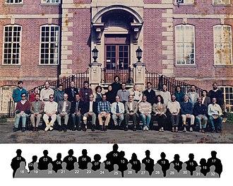 Sir William Dunn School of Pathology - Sir William Dunn School of Pathology, 1994