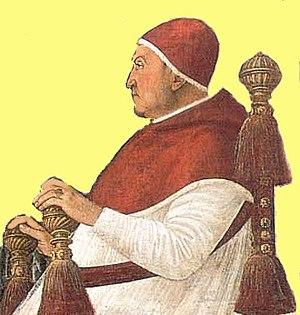 Ospedale di Santo Spirito in Sassia - Pope Sixtus IV