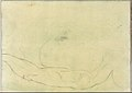 Sketches of Male Bodies, possibly after Michelangeolo (Smaller Italian Sketchbook, leaf 18 recto) MET DP269426.jpg