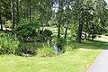 Skogskyrkogården Kungälv Vattendrag 2015 002.jpg