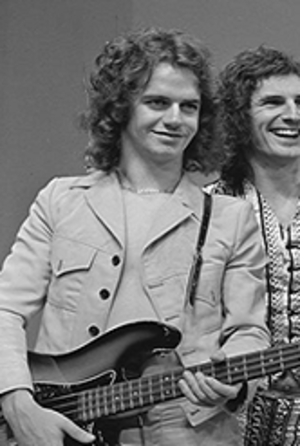 Jim Lea (musician) - Lea appearing with Slade on AVRO's TopPop in 1973
