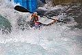 Slalom canoeing 2012 Olympics W K1 GER Jasmin Schornberg.jpg
