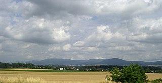 Slanské Hills