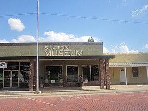 Slaton, Texas - Slaton Museum