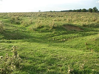 Snelshall Priory - Site of Snelshall Priory.