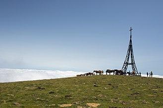 Gorbea - Summit of Gorbea