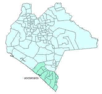 Soconusco - Soconusco Region, Chiapas State