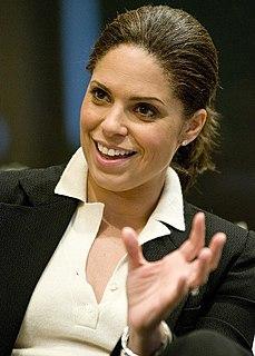 Soledad OBrien American broadcast commentator and producer