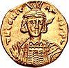 Solidus of Constantine IV
