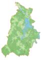 Solina (gmina) location map.png