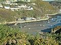 Solva Harbour at low tide - geograph.org.uk - 622164.jpg