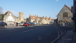 Somerton - Image: Somerton Town Centre