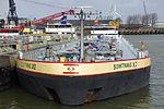 Somtrans XI, ENI 06004073, Botlekhaven, Port of Rotterdam.JPG