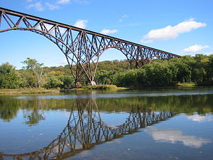 National Register of Historic Places listings in Minnesota - Soo Line High Bridge