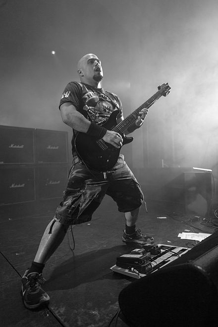 Marc Rizzo, 2015 Soulfly @ 70000 tons of metal 2015 09.jpg