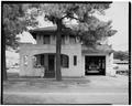 South (Front) Elevation - Laurel Street Station, 1801 Laurel Street, Baton Rouge, East Baton Rouge Parish, LA HABS LA,17-BATRO,2-1.tif