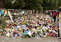 South End of the floral tribute at CHCH Botanic Gardens.jpg