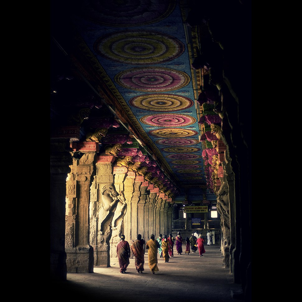 South Indian Temple Tamil1
