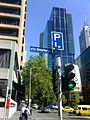 Southern cross east tower from little bourke st and exhibition st.jpg