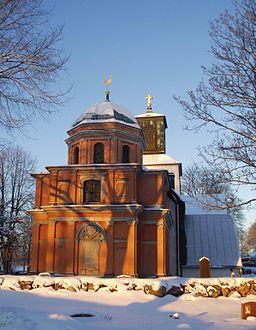 spånga kyrka