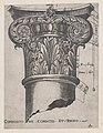 Speculum Romanae Magnificentiae- Composite of Corinthian and Ionic MET DP870186.jpg