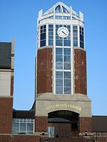 Picture of Spellmann Student Center