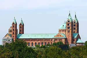 Architecture of Germany - Speyer Cathedral