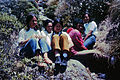 Spotswood College field trip, Taranaki, 1968 - Flickr - PhillipC.jpg