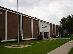 Spring Valley Village, Texas - Spring Branch Education Center, housing the Spring Branch School of Choice and the Cornerstone Academy