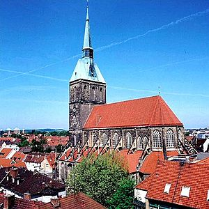 St. Andreas, Hildesheim - Image: St andreas