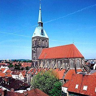 St. Andreas, Hildesheim Church in Hildesheim, Germany