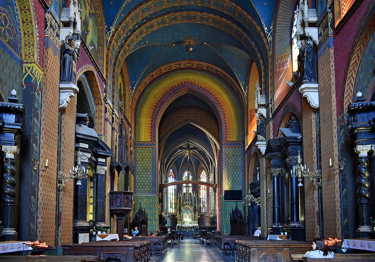 Kościół i klasztor Franciszkanów
