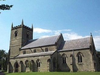Heather, Leicestershire - St John the Baptist Church, Heather